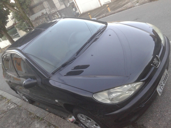 Peugeot 206 1.4 2005 4p Completo