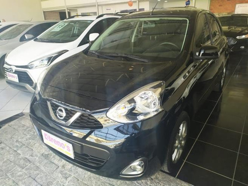 Nissan March  1.6 16v Sv (flex) Flex Manual