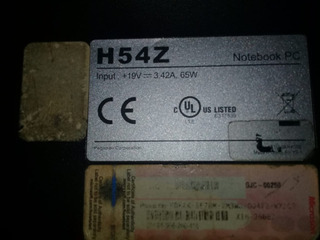 Notebook Pc |marca: Commodore| Modelo: H54z| Salta-capital