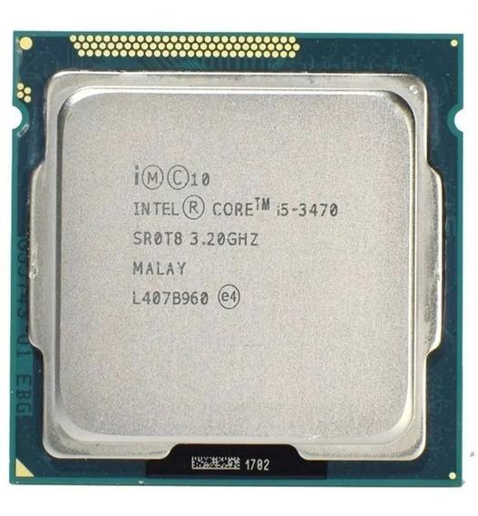Processador Core I5 - 3470 / 3.20ghz / 1155