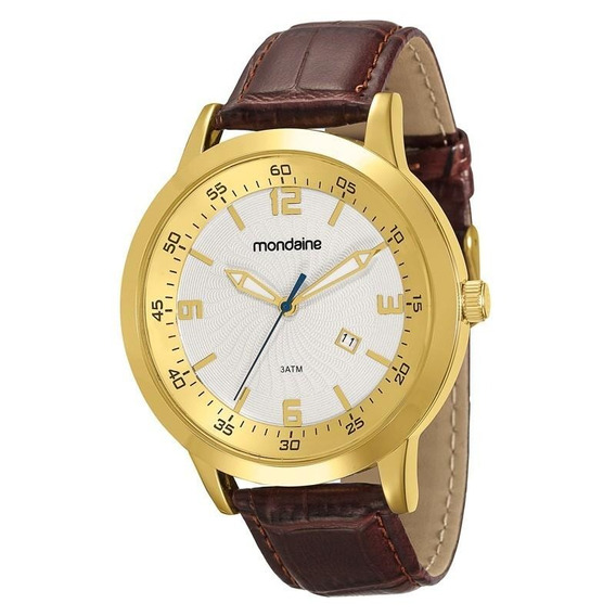 Relógio Mondaine Masculino - 94790gpmvdh1