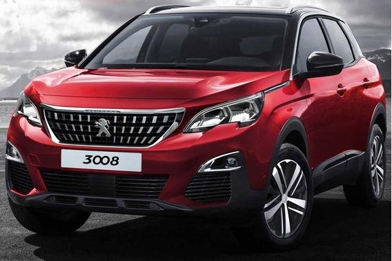 Peugeot 3008 1.6 Gt Line Thp Aut