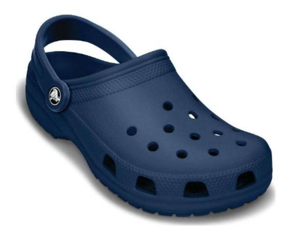 Crocs Classic Clog Azul Hombre