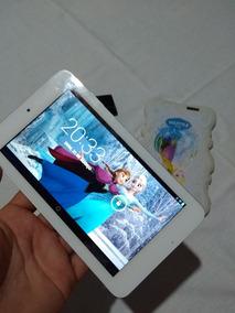 Tablet Multilaser M7 Flolzen Com Capinha