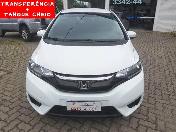 Honda Fit Ex 1.5 Cvt De Única Dona! Ano Novo Carro Novo