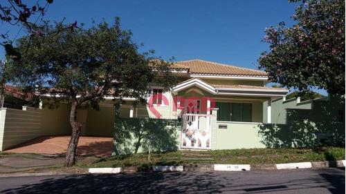 Casa À Venda, 227 M² Por R$ 1.050.000,00 - Condomínio Ibiti Do Paço - Sorocaba/sp - Ca0205