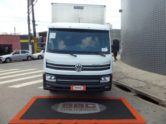 Vw Delivery Express 2020 Bau 4.5 Mts Pronta Entrega