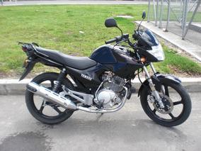 Yamaha Ybr 125 Negra Elegante Y Robusta