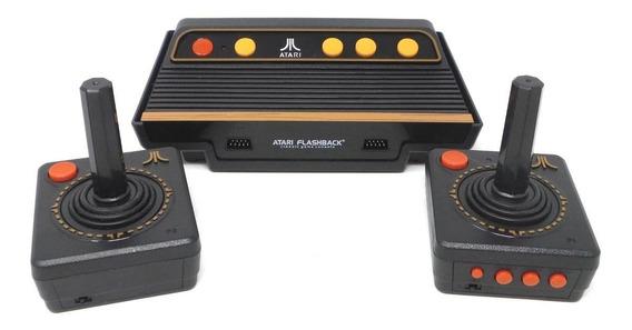 Console AtGames Atari Flashback 9 preto