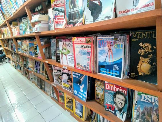 Lote 25 Mil Revistas