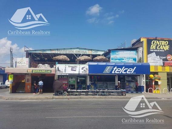 Local En Venta En Cancún/sm66/ Crucero