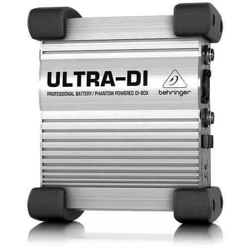Caja Directa Behringer Di-100 Envío + Garantía