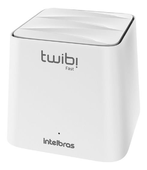 Roteador Intelbras Mesh Twibi Fast Internet Dual Band