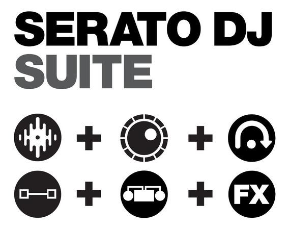 Serato Dj Pro Suite + Brinde