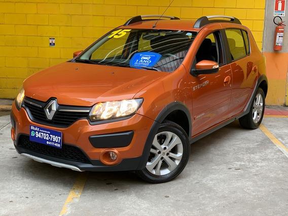 Renault Sandero Stepway Easy Automatico Metro Vila Prudente