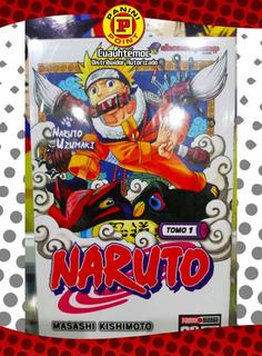 Manga Panini Naruto 1 Al 13 (precio Por Tomo)