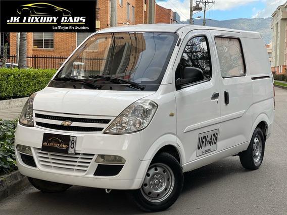 Chevrolet N200 Van Cargo 1.200cc M/t 2011
