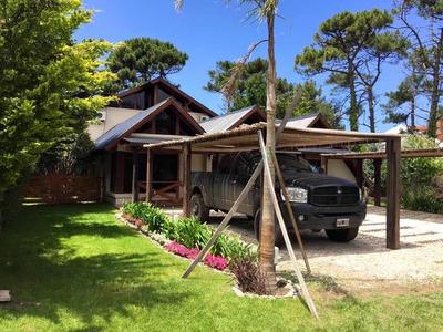 Casa 6 Ambientes En Pinamar Norte