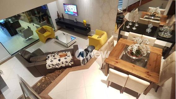 Casa Com 4 Dormitórios À Venda, 372 M² Por R$ 1.800.000 - Mauá - Novo Hamburgo/rs - Ca2866