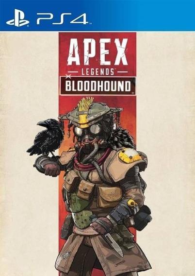 Apex Legends - Bloodhound Edition Ps4 Codigo 12 Digitos