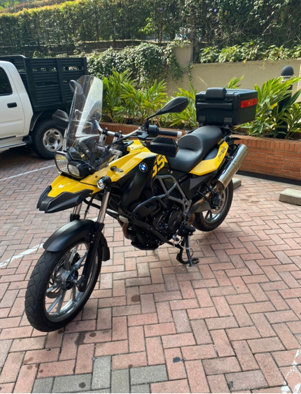 Vendo Bmw F650gs Motor 800