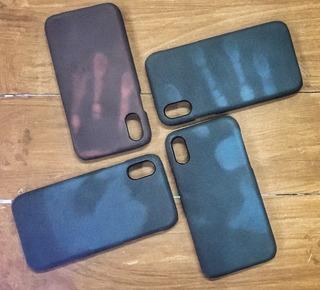 Funda Térmica Case Cambia De Color iPhone 6 X S7 Edge Magica