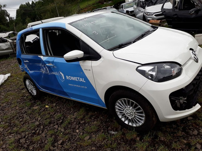 Sucata Volkswagem Up Tsi 1.0 Turbo - Rs Auto Peças