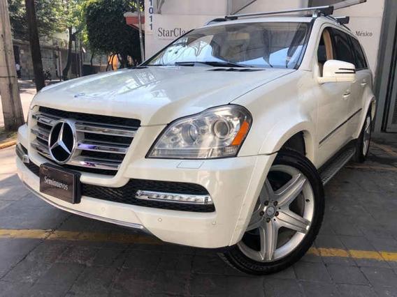 Mercedes-benz Clase Gl 5p Gl 500 Aut