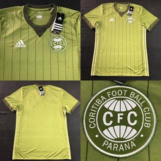 Camisa Coritiba 2017-2018 Away Tam M (74x52) adidas