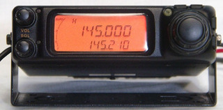 Yaesu Ft-3000 Vhf 70w Recibe Uhf