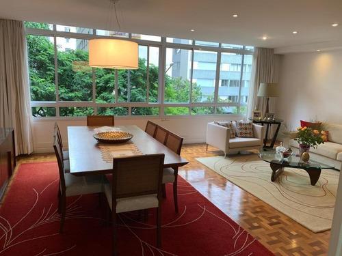 Imagem 1 de 30 de Oportunidade Higienópolis 4 Dormitórios - Ap14842