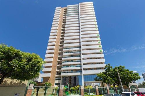 Imagem 1 de 30 de Apartamento Com 3 Quartos À Venda, 71 M², Área De Lazer,2 Vagas, Financia - Guararapes - Fortaleza/ce - Ap0661