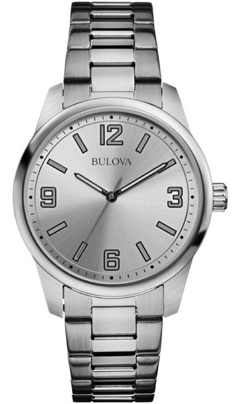 Reloj Bulova Para Dama Modelo: 96a154 Envio Gratis