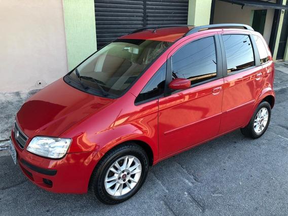 Fiat Idea Elx Flex 2009/2010