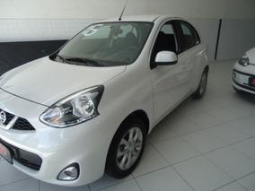 Nissan March 1.6 16v Sv 4p