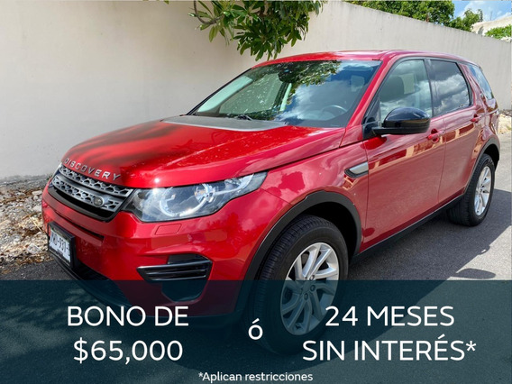 Discovery Sport Se Si4 2016