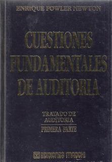 Cuestiones Fundamentales De Auditoría, Fowler Newton