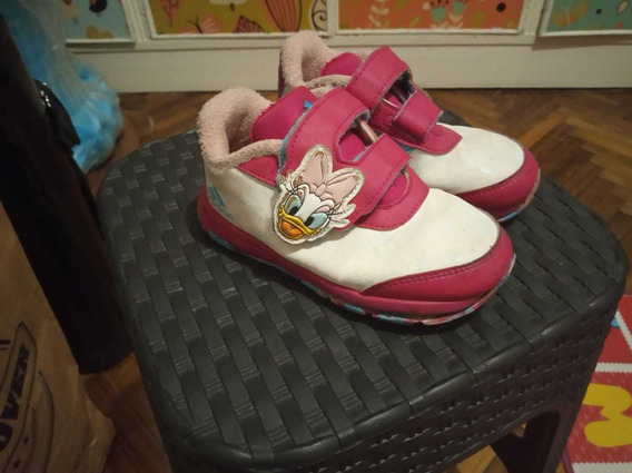 Zapatillas adidas Daisy Disney 25 1/2 Únicas 100% Originales