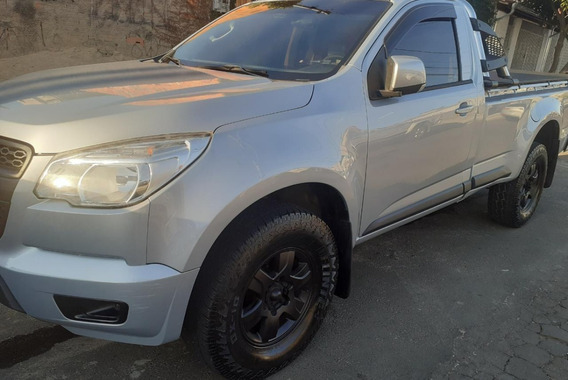 Chevrolet S10 Cabine Simples Completa