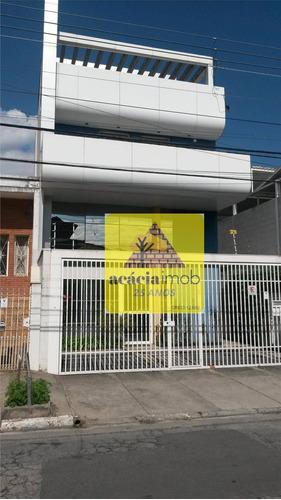 Imagem 1 de 24 de Prédio Para Alugar, 280 M² Por R$ 20.000,00/mês - Vila Anastácio - São Paulo/sp - Pr0010
