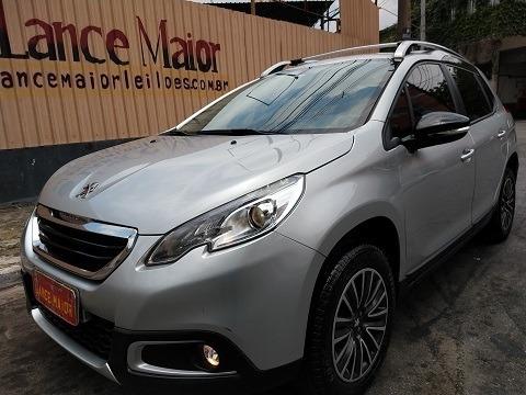 Peugeot 2008 Allure 1.6 F. Aut 2019