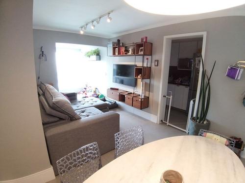 Imagem 1 de 8 de Apartamento - Ap17916 - 69878567