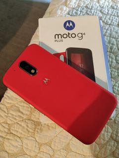 Motorola G4 Plus.