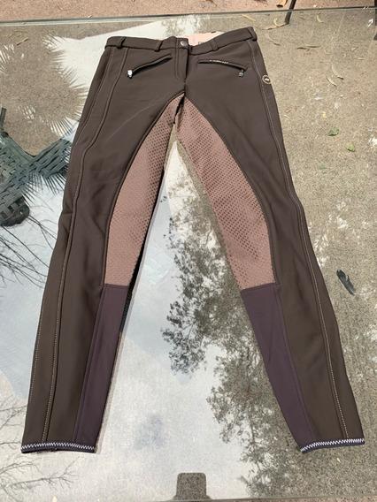 Pantalones Equitación Marca Pikeur Latina Grip Softshel