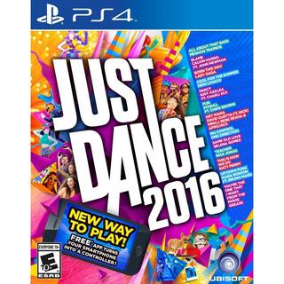 Just Dance 2016 Ps4 Nuevo Y Sellado