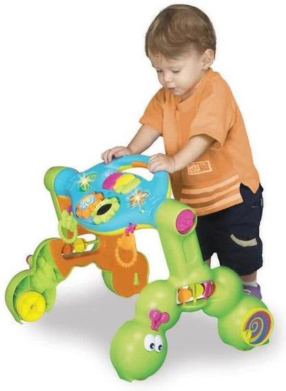 Gimnasio Andador Didáctico Bebe 3 En 1 B-kids 033726