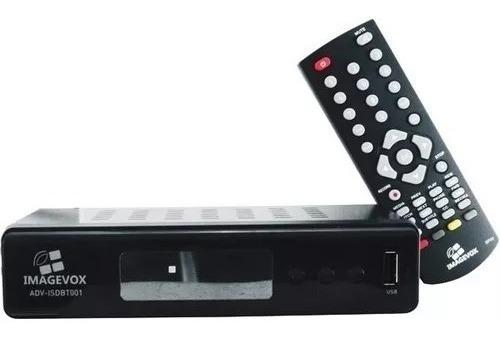 Conversor Digital Tv Imagevox Hd Isdbt06