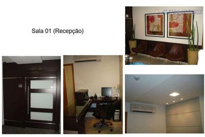 Sala Comercial Centro Empresarial Maruanã À Venda, Jardim Aclimação/bosque Da Saúde, Cuiabá-mt - Codigo: Sa0082 - Sa0082