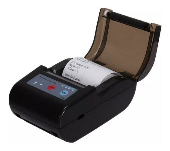Impressora Portátil Térmica Bluetooth 58mm (mini)