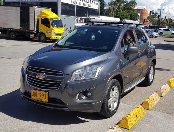 Chevrolet Tracker Ls 2017 Mecanica Espectacular